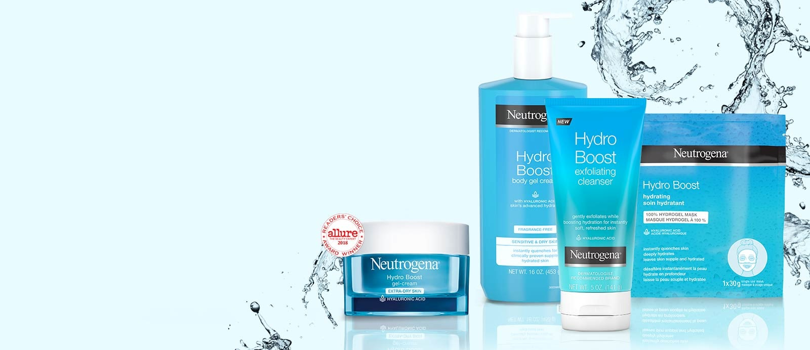 Image result for Neutrogena all product