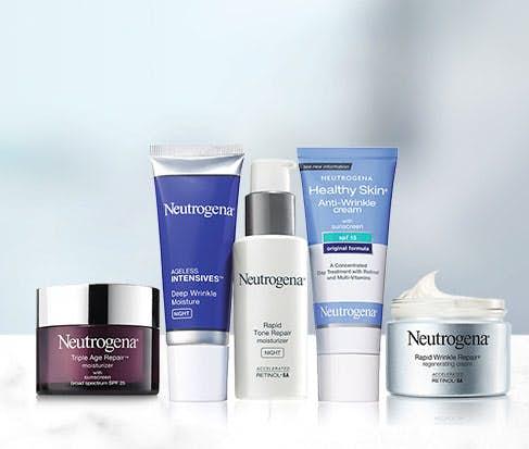 Healthy Skin Anti Wrinkle Night Cream Neutrogena
