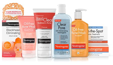 Acne Quiz Build A Skin Care Routine For Your Acne Neutrogena