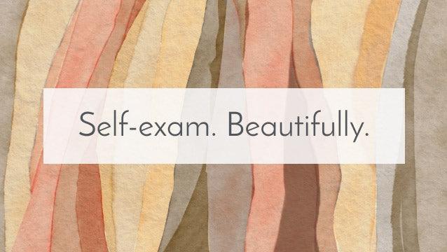 Start Self-exam